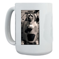 Order Old School Style MonkeyNaut Mug