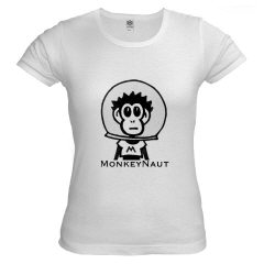 Order the MonkeyNaut Baby Doll Tee